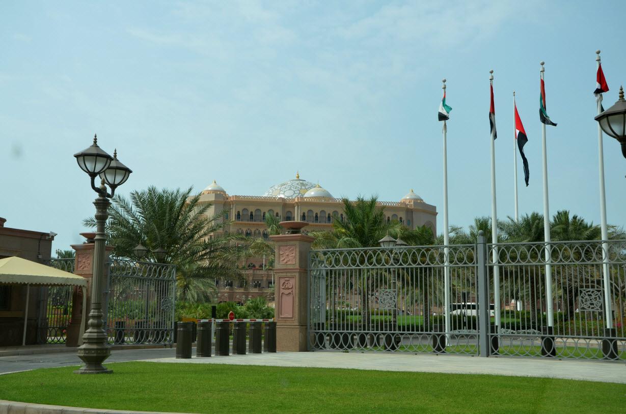 Emirates Palace Hotel.Cimmaron International Corporation ...